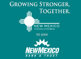 New Mexico Bank and Trust Merger